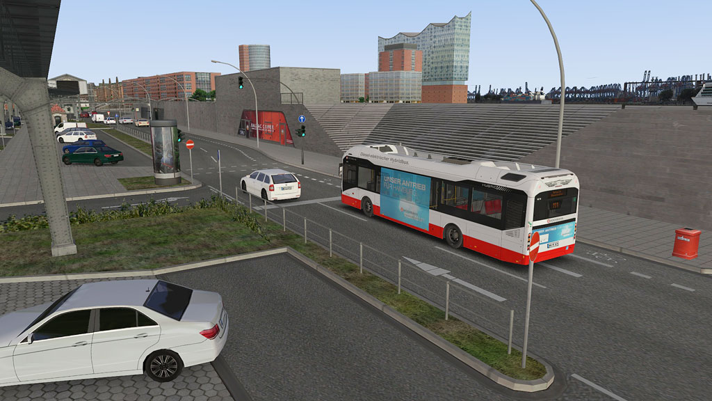OmSi 2: HafenCity – Hamburg modern