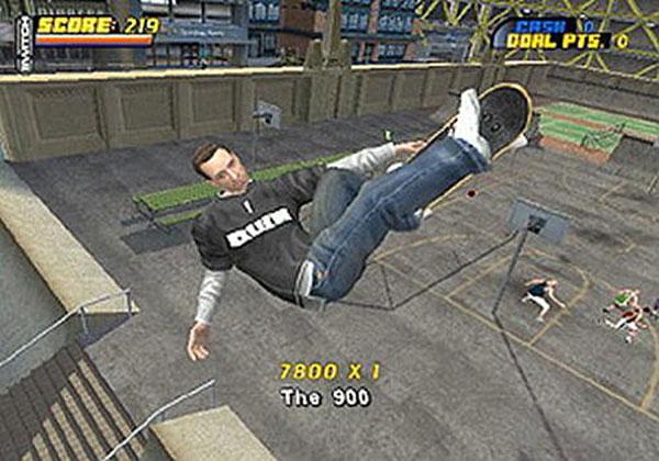 Tony Hawk´s Pro Skater 4
