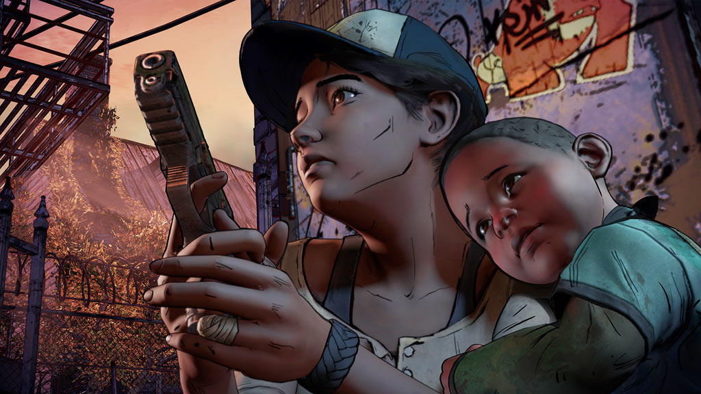 The Walking Dead – The Telltale Series Collection