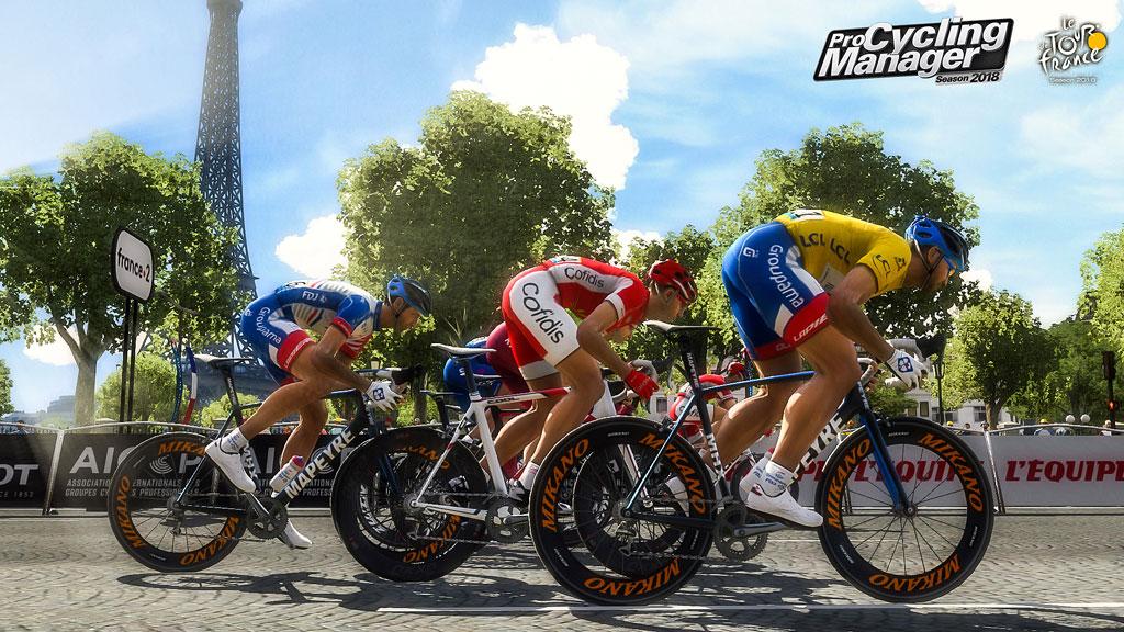 Tour de France 2018: Der offizielle Radsport-Manager