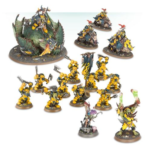 Snazzgar's Portents of the Waaagh!