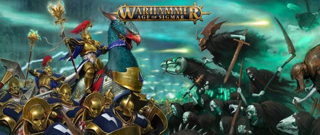 Reglas de Warhammer Age of Sigmar | Age of Sigmar