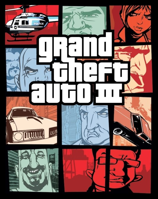 GTA 3 Compressed PC Game Free Download 98MB