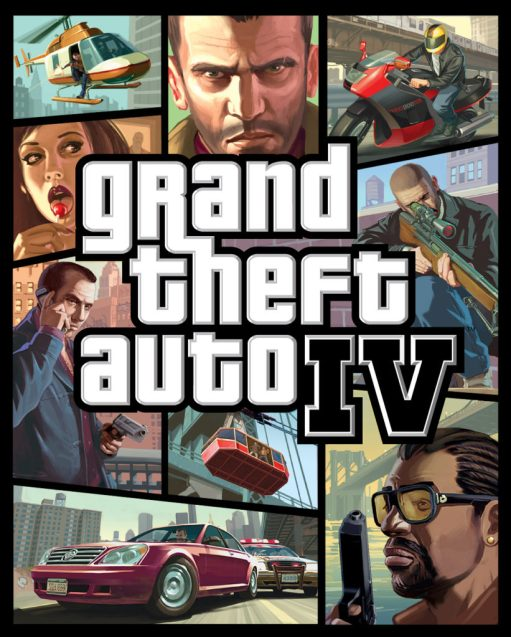 GTA 4 Compressed PC Game Free Download 4 6GB