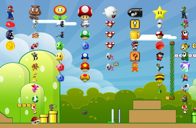 super mario pc download full version