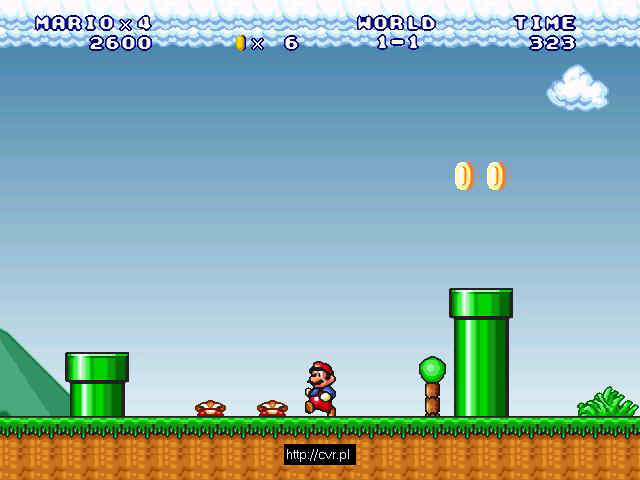 Super Mario Forever 4 PC Game Free Download Ripped 13 MB