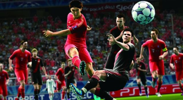Pro Evolution Soccer 2012 PC Game Free Download 6.4 GB
