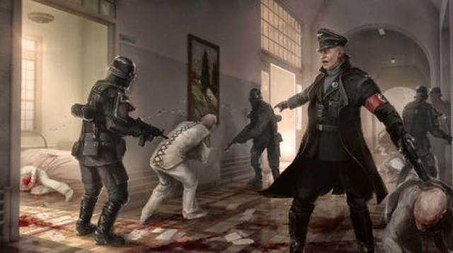 Wolfenstein The New Order PC Game Free Download Full