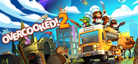 Overcooked 2 PC Game