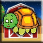 G2J Cute Baby Tortoise Escape