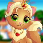 G4K-PG Princess Cat Escape