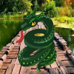 G2R-Serpent Gem Forest Escape HTML5