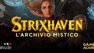 Magic Strixhaven l'Archivio Mistico Banner
