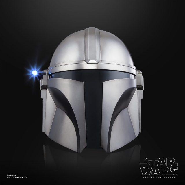 Hasbro Fan Star Wars Black Series The Mandalorian Helmet