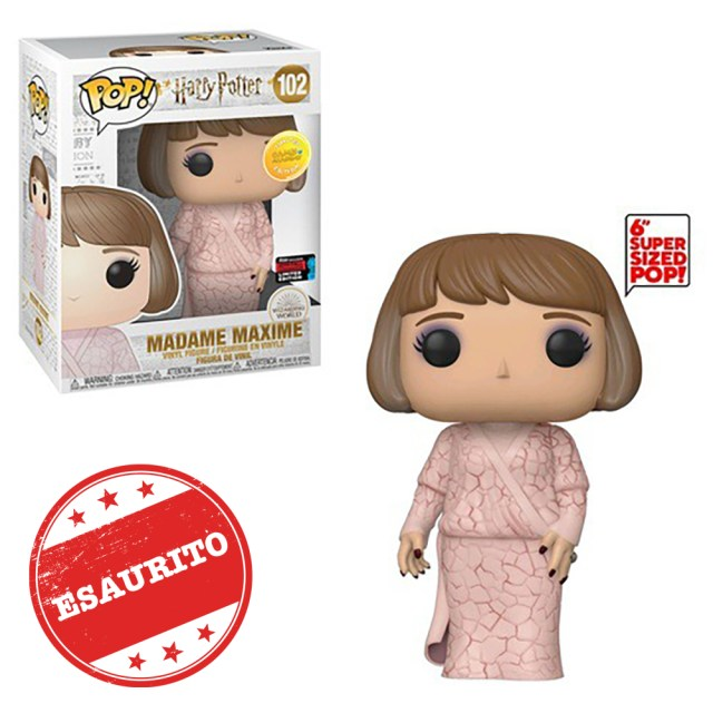 Funko Pop! Exclusives Games Academy Harry Potter 102 Madame Maxime