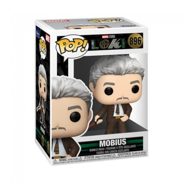 Funko Pop! Marvel 896 Loki - Mobius