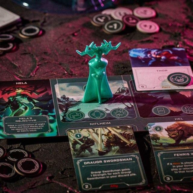 Marvel Villainous Infinite Power - Hela