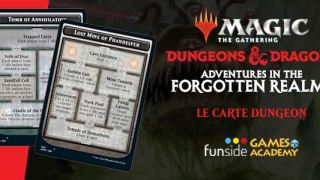 Magic The Gathering Dungeons & Dragons Avventure nei Forgotten Realms – Le carte Dungeon Banner