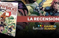 The Paybacks, Eroi in Debito – La Recensione Banner