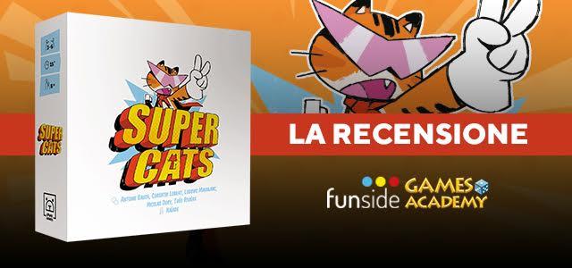 SuperCats La Recensione Banner