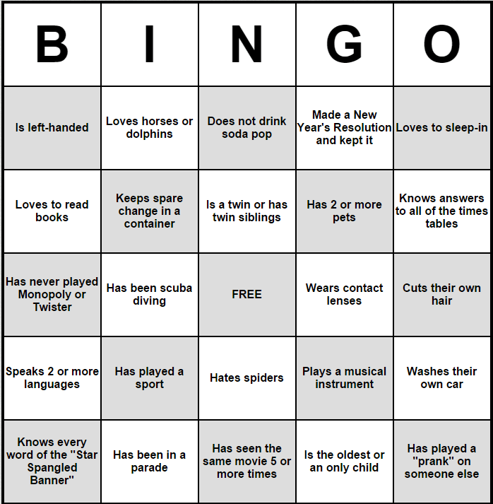 Make Bingo Cards Pictures Free