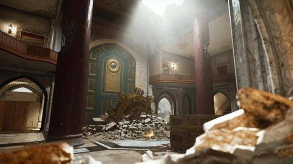 Aniyah Incursion - COD: Modern Warfare Maps - Call of Duty: Modern ...