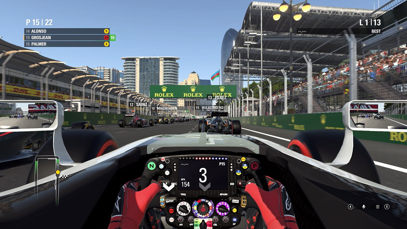 F1 Series