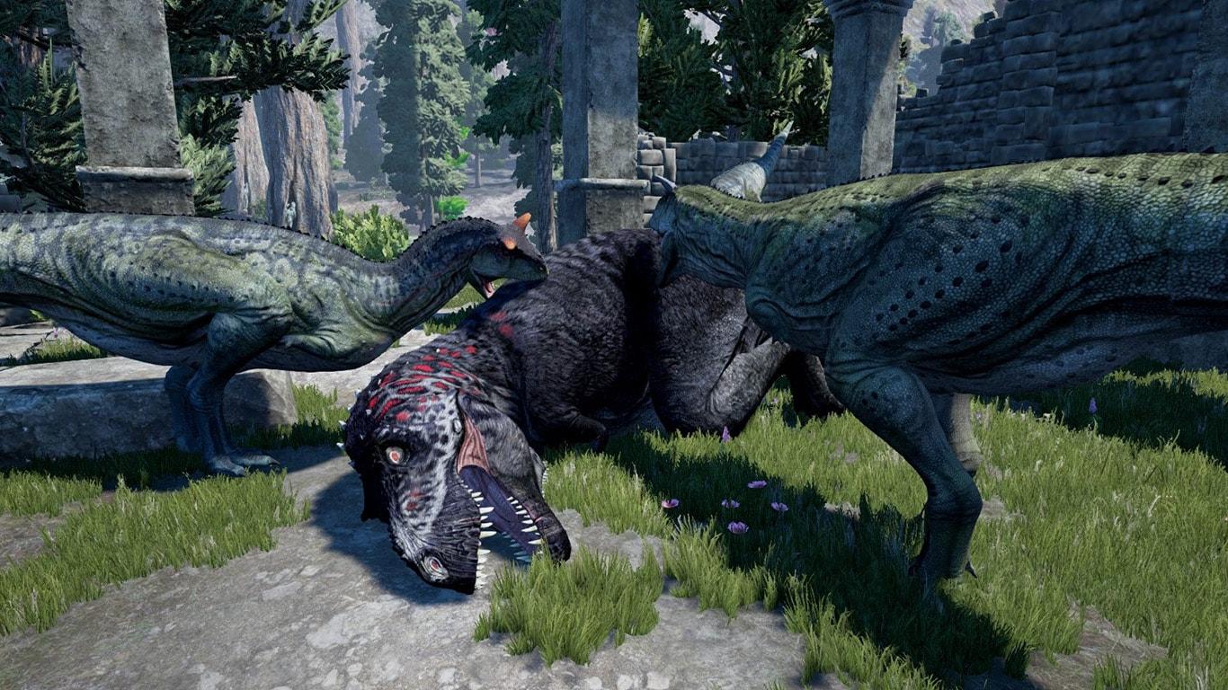 The Isle Dinosaur Game