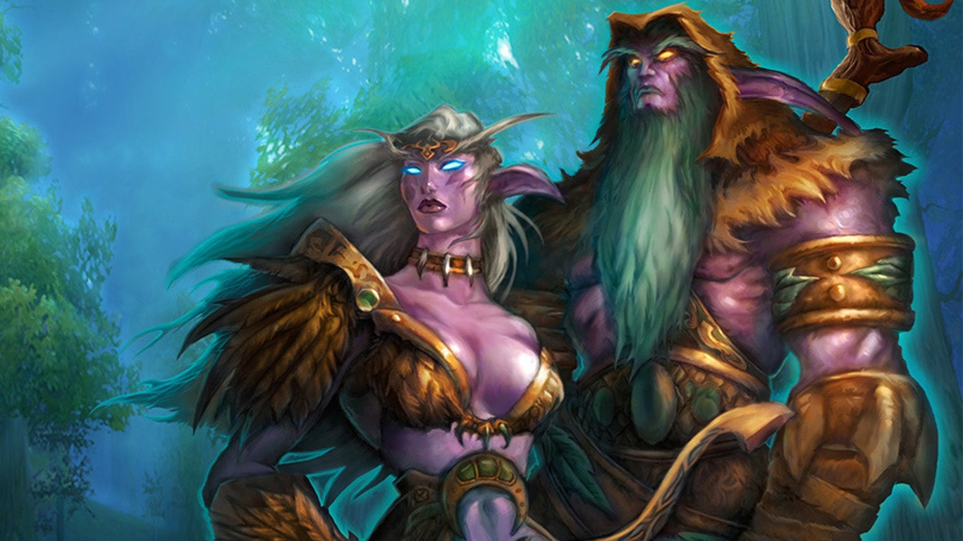 Best MMORPG Games for PC