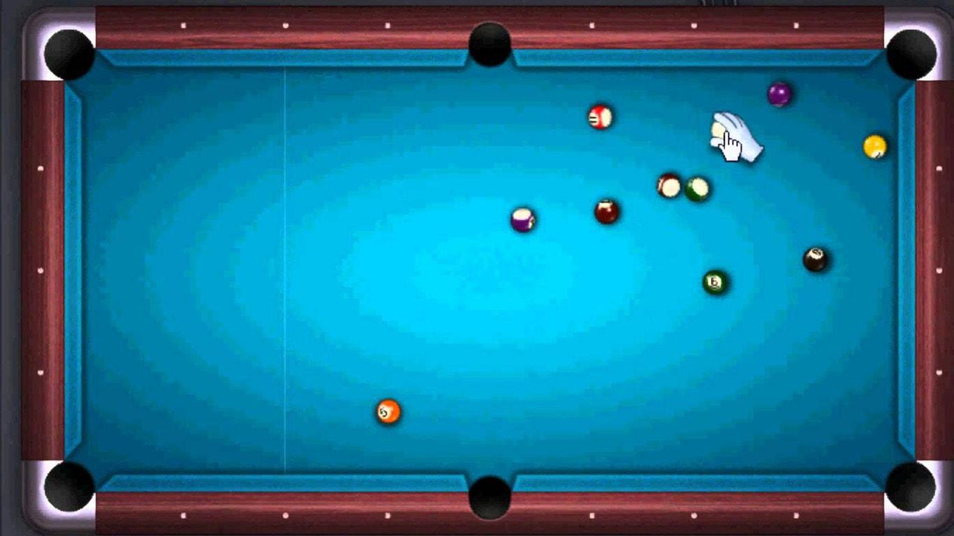 8 - Ball Pool