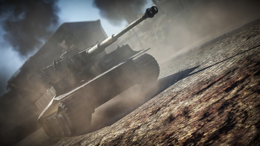 Best Tank Games for PC
