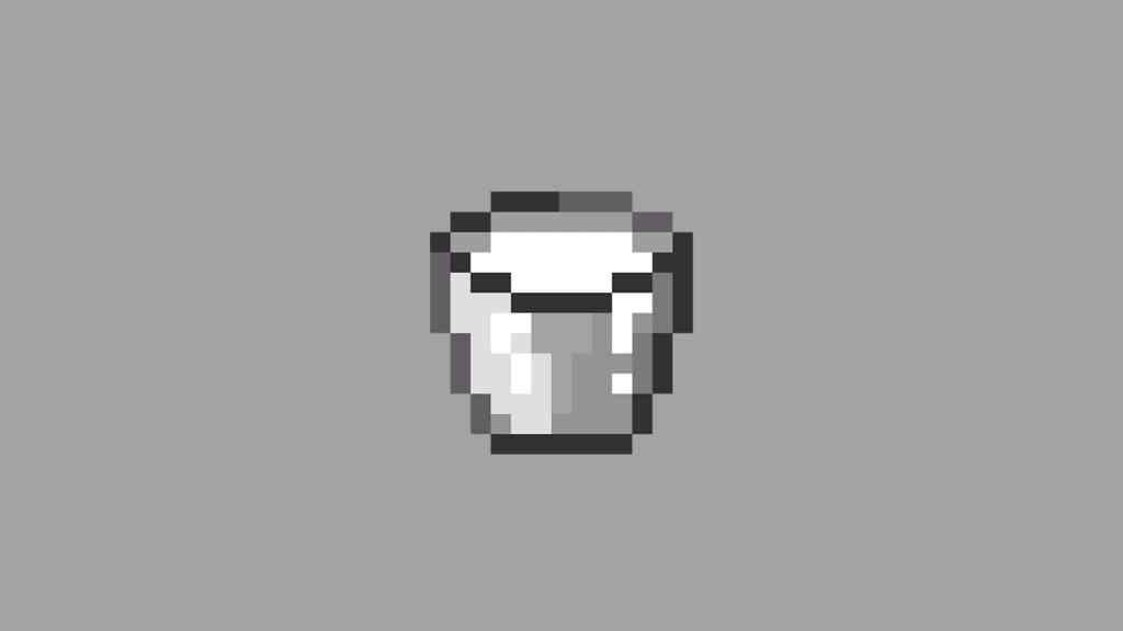 Minecraft-Bucket