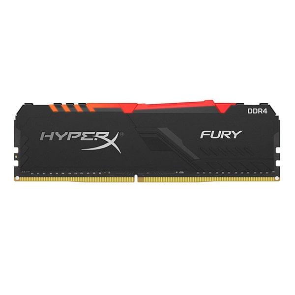 Kingston HyperX Fury RGB DDR4 2400 MHz