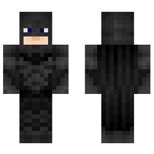 Batman Minecraft Skin