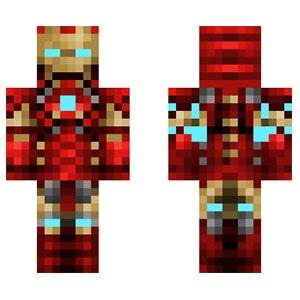 Iron-Man-Minecraft-Skin