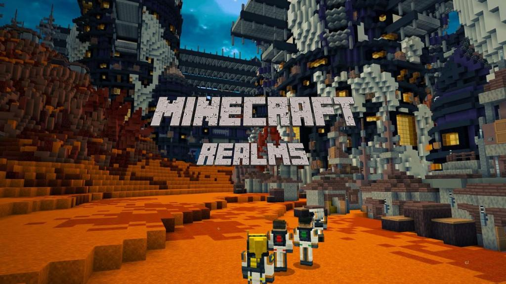 What is Minecraft Realms