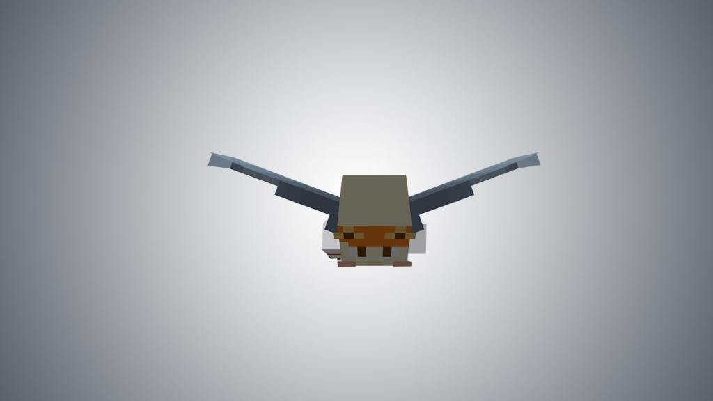 Fly in Minecraft