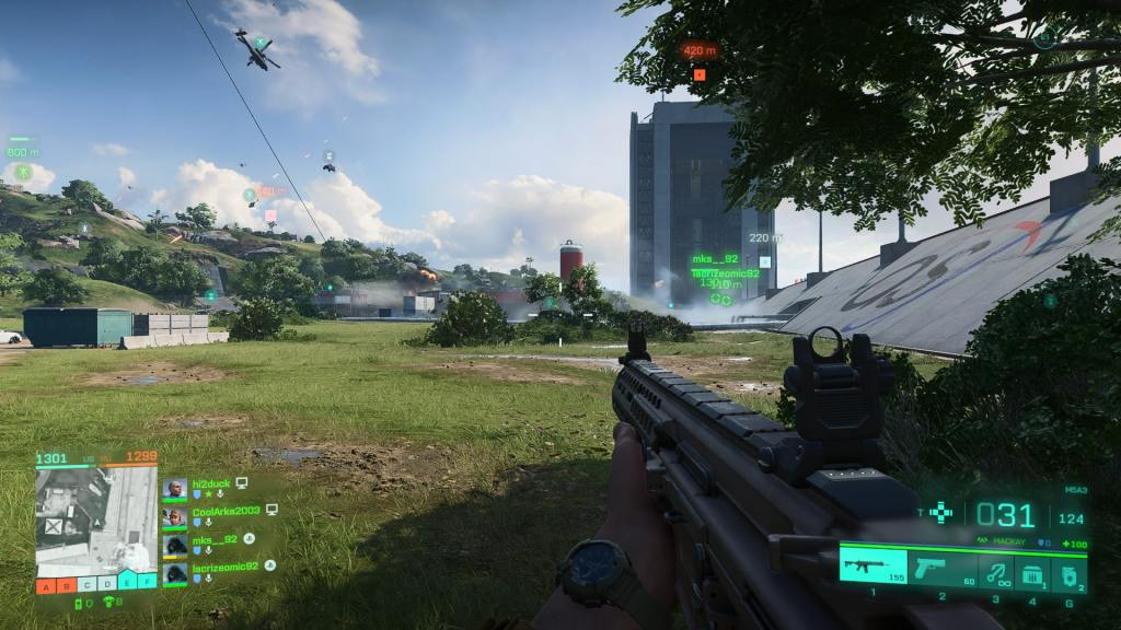Battlefield 2042 Beta 1