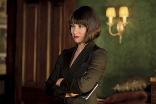Evangeline Lilly, como Hope Van Dyne (Divulgação)