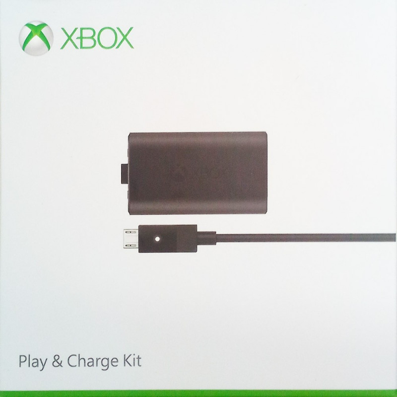 Xbox One Play Amp Charge Kit GamesCenter