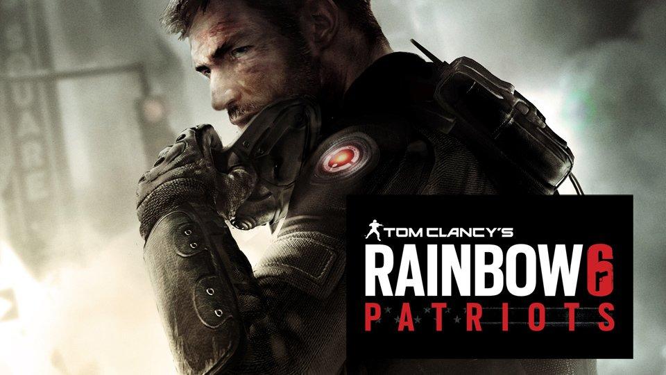 Rainbow 6 Patriots Spolszczenie