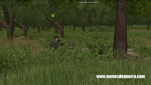 Inteligencia artificial melhorou bastante em relação a jogos anteriores da série
