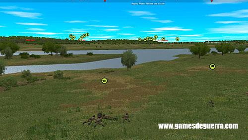 Combat Mission: Red Thunder oferece batalhas em tempo real ou em turnos
