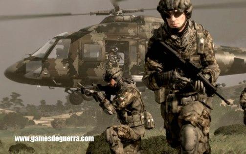ArmA III Helicopters será primeiro DLC pago para o jogo