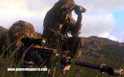 Marksmen será segundo DLC pago para ArmA III