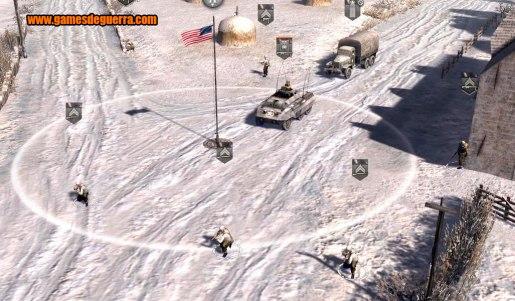 Camuflagem dos soldados e equipamentos agora varia dependendo do clima do mapa