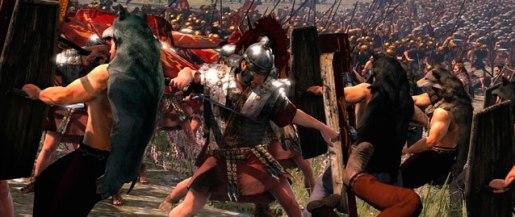 Realismo, jogabilidade, gráficos, história. Rome II fica em 2º como um dos melhores já lançados