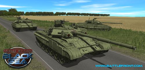 Tanks russos invadem território Ucraniano