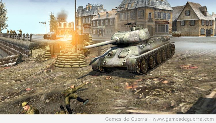 Men of war: Assault squad 2 - jogos para pc fraco de guerra 2016
