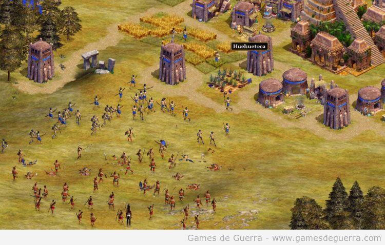 Rise of Nations - jogo para pc fraco de guerra 2016